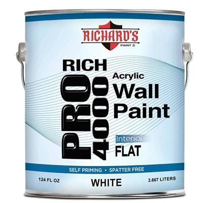 Винил-акриловая краска краска Richard's PRO 4000 - фото 4513
