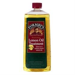 Лимонное масло Formby's 0,473 mL - фото 4515