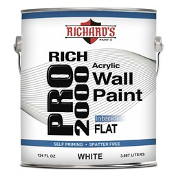Акрило-латексная краска Richard's PRO 2000 - фото 4519