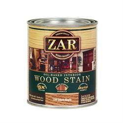 Льняное тонирующее масло ZAR Wood Stain - фото 4562