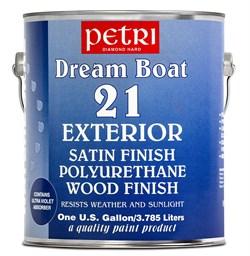 Полиуретановый лак на водной основе Petri Dream Boat - фото 4857