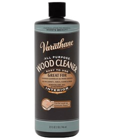 Очиститель деревянных поверхностей Varathane All Purpose Wood Cleaner - фото 4870