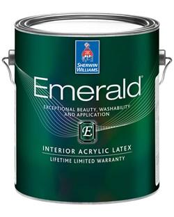 Антивандальная краска Emerald Flat Interior - фото 4878