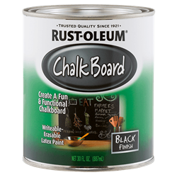 Краска с эффектом грифельной доски Specialty Chalk Board Brush-On - фото 4927
