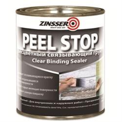 Связывающий грунт для потрескавшихся и мелящих поверхностей Peel Stop Clear Binding Primer 0.946л - фото 4930