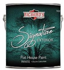 Фасадная краска с керамическими частицами Richard's Signature Exterior - фото 4973
