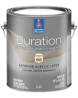 Фасадная акрил-латексная краска Duration Exterior Acrylic Latex - фото 4994