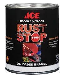 Антикоррозийная эмаль ACE Rust Stop Oil based Enamel - фото 5049