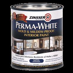 Краска интерьерная для стен PERMA-WHITE Mold & Mildew-Proof Interior Paint - фото 5094