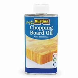Масло для разделочных досок Rustin's Chopping Board Oil - фото 5099