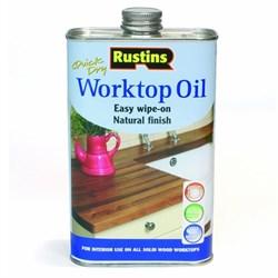Масло для рабочих поверхностей Rustin's Quick Dry Worktop Oil - фото 5100