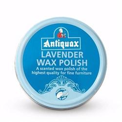 Восковая полироль с запахом лаванды Antiquax Lavender Wax Polish - фото 5104