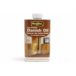 Датское Масло Rustin's Danish Oil - фото 5108