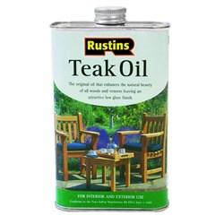 Тиковое Масло Rustin's Teak Oil - фото 5109