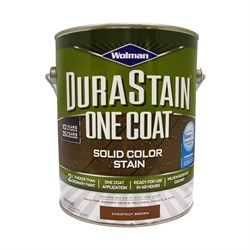 Укрывная пропитка для внеших работ Wolman DuraStain® Solid Color Stain - фото 5126