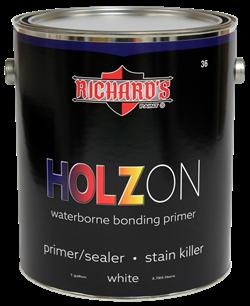 Связывавающий-блокирущий грунт Richard's Holzon Bonding Primer - фото 5132
