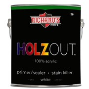 Пятноблокирующий грунт Richard's Holzout Primer