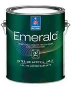 Антивандальная краска Emerald Flat Interior