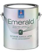 Фасадная краска Emerald Exterior Acrylic Latex