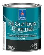 Универсальная водная эмаль All Surface Enamel Acrylic Latex