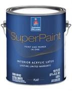 Интерьерная краска SuperPaint Interior Flat