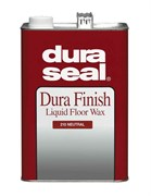 Жидкий воск DuraSeal Dura Finish Liquid Floor