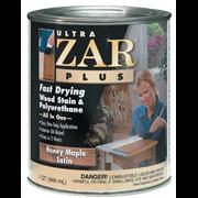Цветной полиуретановый лак ZAR® ULTRA PLUS