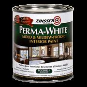 Краска интерьерная для стен PERMA-WHITE Mold & Mildew-Proof Interior Paint