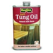 Чистое Тунговое Масло Rustin's Tung Oil