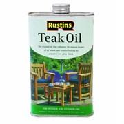 Тиковое Масло Rustin's Teak Oil