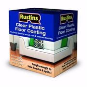 Пластиковое покрытие покрытия Rustins Plastic Cover Trade Pack