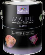 Акриловая интерьерная краска California Paints Malibu Premium Interior Paint