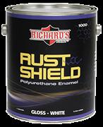 Полиуретановая краска Richard's RUST Shield Industrial