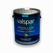 Матовая интерьерная краска с керамическими частицами Valspar MEDALLION Interior Flat
