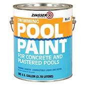 Краска самогрунтующаяся для бетонных и оштукатуренных бассейнов и фонтанов Swimming Pool Pant (Цвет: Синий) 3.78л